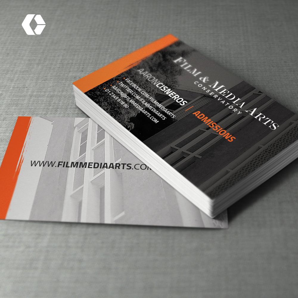 Business Card Design – CREATIVEBLOX DESIGN STUDIO
