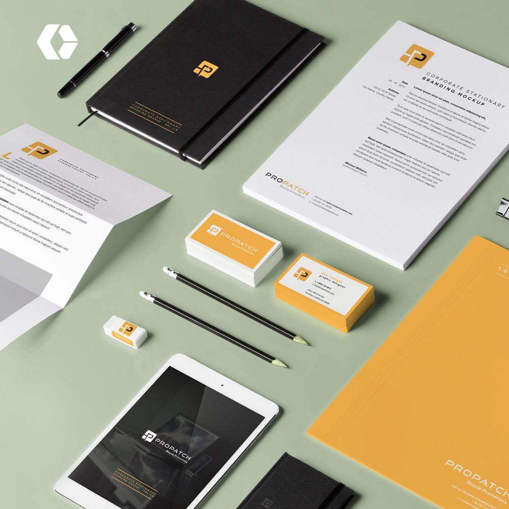 letterhead  u0026 second sheets design