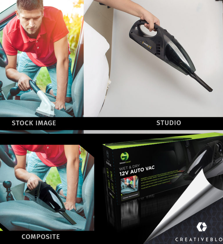 Product Photography and Compositing