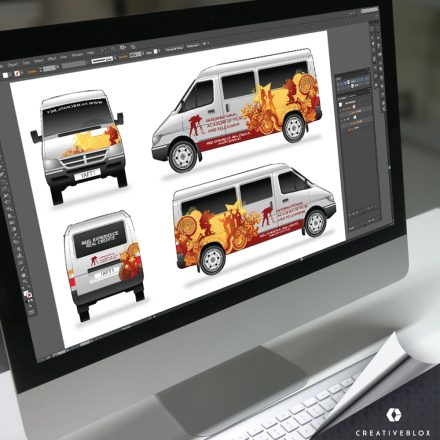 IAFTVan_VehicleWrap_byCreativeblox