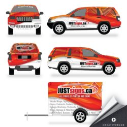 JustSignsVan_VehicleWrap_byCreativeblox