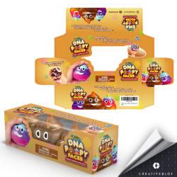 DNA PooP_packagingthemedesign_byCreativeblox