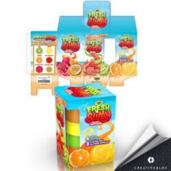 fresh'nslime_packagingthemeDieline_byCbx